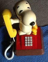 The Snoopy and Woodstock Touchtone Phone in Byron, Georgia