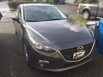 2015 Mazda3 in Fort Lewis, Washington