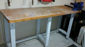 Seville Classic Ultra HD Work bench w/ vise and anvil in Katy, Texas