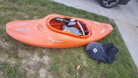 Whitewater or Surfing Kayak in Camp Pendleton, California