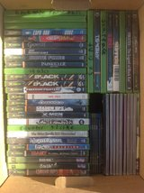 50 Xbox games and 2 consoles in Yucca Valley, California