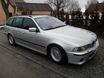 BMW 523i automatic station with new inspection FREE DELIVERY in Hohenfels, Germany