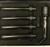 HSI Professional Interchangeable Curling Iron in Temecula, California