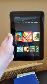 "Kindle Fire HD 8.9"" display in Glendale Heights, Illinois"