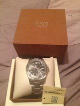ESQ MOVADO MEN'S WATCH-NEW in Orland Park, Illinois