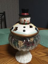 Cute Snowman Potpourri Holder in Alamogordo, New Mexico
