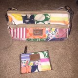 Auth Coach Patchwork Purse and Matching Wallet in Nellis AFB, Nevada