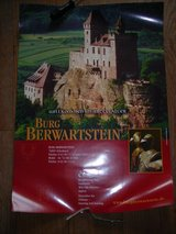 Poster of the pretty castle near Kaiserslautern in Ramstein, Germany