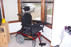 Motorized Weelchair in Beaumont, Texas