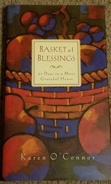 Baskets of Blessings 31 days to a grateful heart in Alamogordo, New Mexico