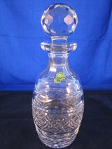 WATERFORD CRYSTAL Decanters & Ice Cather Lip Pitcher in Aurora, Illinois