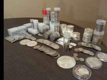 I WANT SILVER COINS AND ANY OTHER OBJECT THAT HAS SILVER IN IT (.925-.999) in Okinawa, Japan