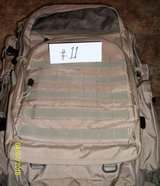 Brand New Heavy Duty Canvas Backpack in Alamogordo, New Mexico