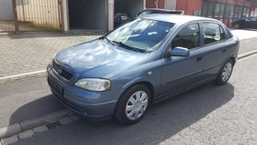 Reduceed! Opel Astra G 2,0 16V Sport Automatic Passed Inspection! in Wiesbaden, GE