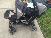 Double stroller in Kingwood, Texas
