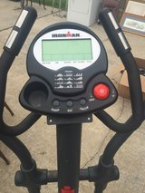 Iron Man elliptical in Kingwood, Texas