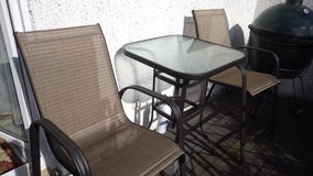 Bistro Table and 2 Chairs in Ramstein, Germany
