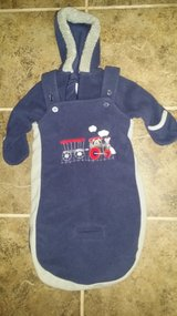 #1 New sleep and play suit with bag 3-6m in Travis AFB, California