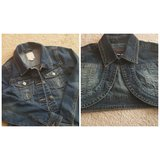 Denim jacket/Denim vest in Hemet, California