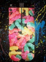 "Official Kids Odd Sox ""Sour Patch"" Socks in Fort Irwin, California"