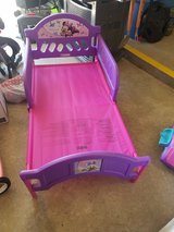 Minnie mouse toddler bed in Fort Drum, New York