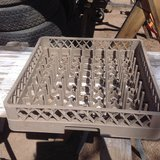Dish rack for commercial kitchen in Alamogordo, New Mexico