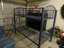 Twin bunk beds in Hinesville, Georgia