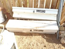 Two  lockable topload truck tool box's in Yucca Valley, California