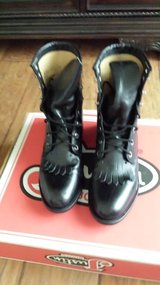 Justin Laceup Boots - Size 7-1/2 B in Kingwood, Texas