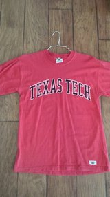 Texas Tech T-Shirt, Size Small in Kingwood, Texas