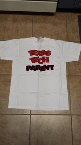 Texas Tech Parent T-Shirt, Size Medium in Kingwood, Texas