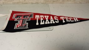 Texas Tech Pennant in Kingwood, Texas