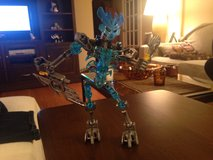 Blue Bionicle in Chicago, Illinois