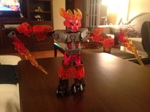 Red Bionicle in Chicago, Illinois