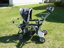 Sit and Stand Stroller in Morris, Illinois