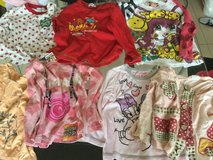 Lots of long t-shirt size size 80-90, 2T-3T in Okinawa, Japan