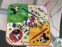 Mickey handkerchief comes with any of my item purchased. in Okinawa, Japan