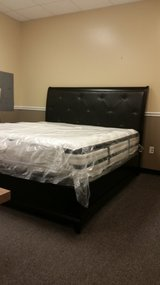 Low Profile King Bed Group in Beaufort, South Carolina