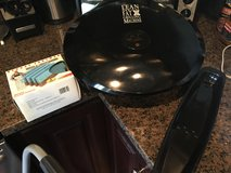 George Foreman Grill with accessories in Fort Belvoir, Virginia