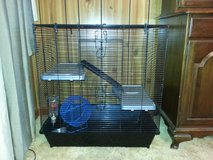 Rat Cage in Beaufort, South Carolina