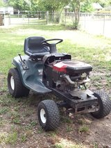 Craftsman Mower in Conroe, Texas