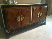 Solid wood T.V Stand/ Entry table/ Cabinet in Baytown, Texas