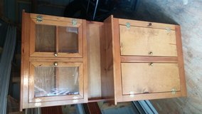 Small Solid wood (oak) Hutch in DeRidder, Louisiana