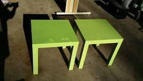 2 small side tables in Plainfield, Illinois