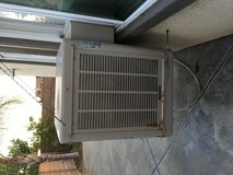 Outside A/C in Camp Pendleton, California