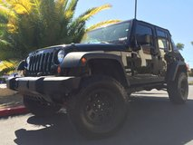 2010 Jeep Wrangler Unlimited 4x4 in Oceanside, California