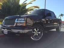 2007 Chevy Silverado Custom in Fort Irwin, California
