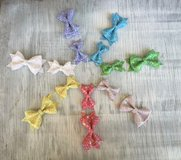 Glitter bows! in Glendale Heights, Illinois