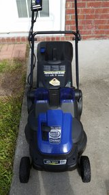 Kobalt 40-Volt Max Lithium Ion (Li-ion) 20-in Deck Width Cordless Electric Push Lawn Mower with ... in Hinesville, Georgia