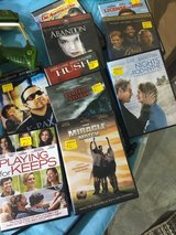 Various DVDs in Fort Leonard Wood, Missouri